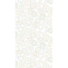 Pacon Ella Bella Photography Backdrop Paper, 4 by 12-Inch, Hopscotch Circles