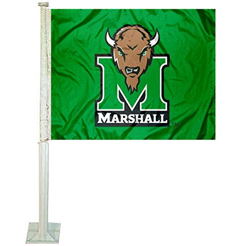 College Flags and Banners Co. Marshall Thundering Herd Car Flag