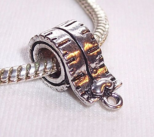 Charm - Jewelry - Pendant - Measuring Tape Measure Seamstress Sewing for Bracelet