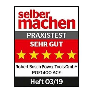 Bosch POF 1400 ACE Router 14