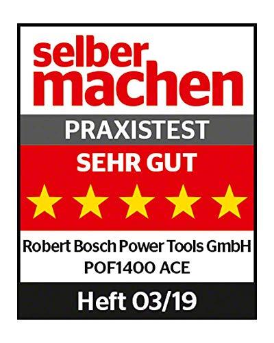 Bosch POF 1400 ACE Router 7
