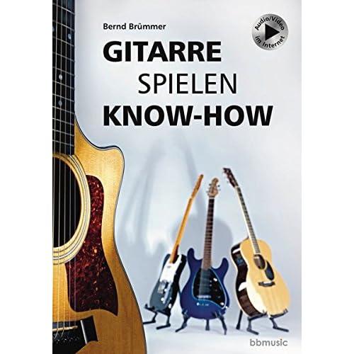 Gitarre spielen lernen: Amazon.de
