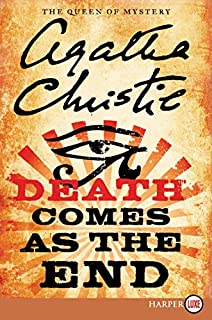 Book Cover: Death Comes as the End
