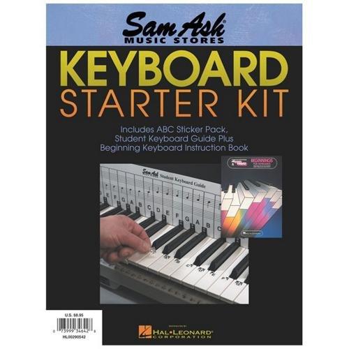 Keyboard Ash Sam (Sam Ash Beginning Keyboard Starter Kit)