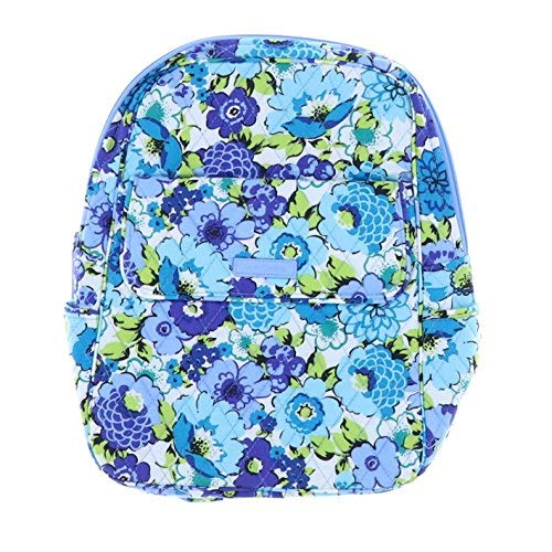 (Vera Bradley Backpack (Blueberry Blooms))