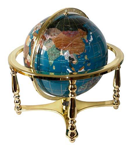 Gemstone Turquoise Globe - Unique Art Since 1996 21