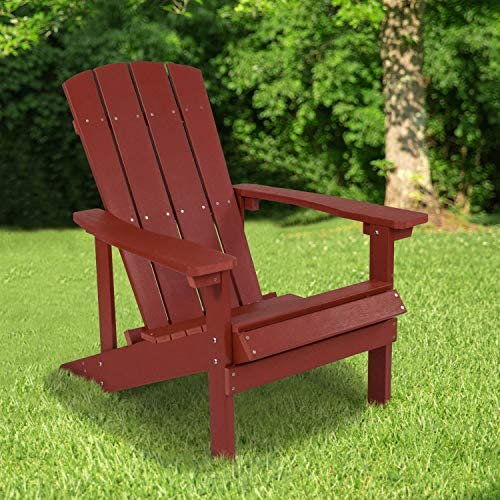 EMMA OLIVER All-Weather Adirondack Chair