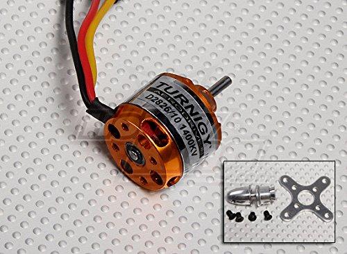 10 Brushless Outrunner Motor - 4
