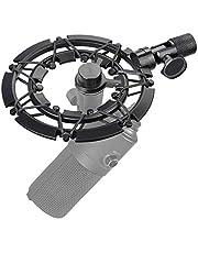 FIFINE K669 stötdämpning, mikrofonhållare minskar vibrationsmatchande mikrofon bomarmstöd, lämplig för FIFINE K669 mikrofon från YOUSHARES