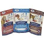 SuperGravy Bundle - Natural Dog Food Gravy Topper - Hydration Broth Food Mix - Human Grade – Kibble Seasoning for Picky Eaters – Gluten Free & Grain Free 8