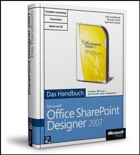 microsoft-office-sharepoint-designer-2007-das-handbuch