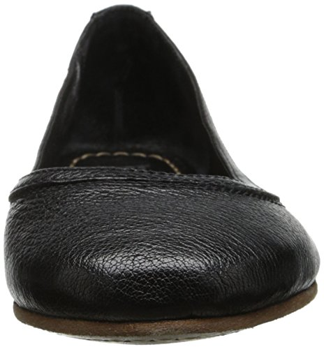 Vintage Ballet Frye Flat Carson Women's Soft Antique Black pAwq7UnwP