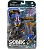 """Sonic and The Black Knight Sir Lancelot Shadow 4"""" Action Figure"""