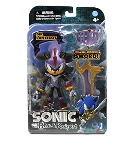 Sonic and The Black Knight Sir Lancelot Shadow 4