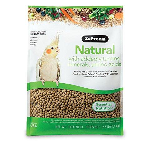 Avian Naturals - ZuPreem Avian Main Natural Medium Bird Food 2 pk 2.5 lb