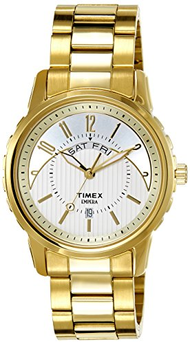 Timex-Empera-Analog-White-Dial-Mens-Watch-TI000E31600