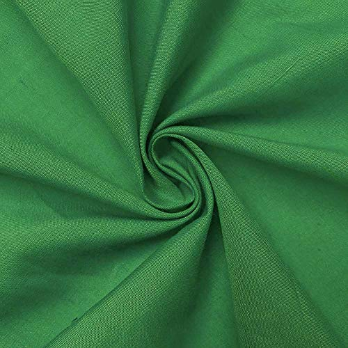 Cotton Polyester Broadcloth Fabric Premium Apparel Quilting 45