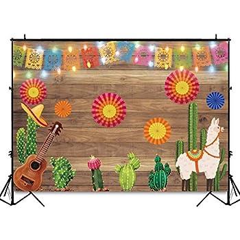 Amazon Com Funnytree 7x5ft Mexican Fiesta Theme
