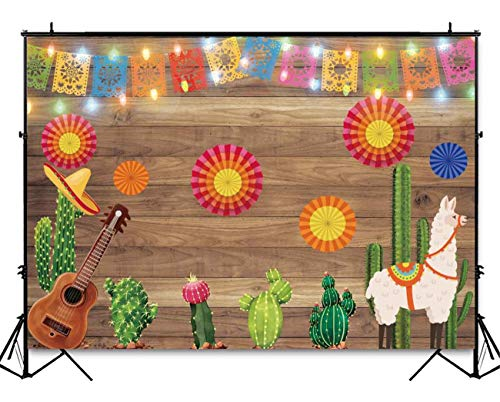 Cinco De Mayo Items - Funnytree 7X5ft Mexican Fiesta Theme Photography
