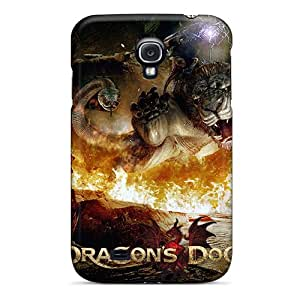 Shock-dirt Proof Dragons Dogma Game Case Cover For Galaxy S4