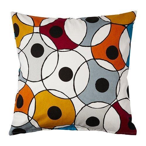 IKEA DVARGPALM cojín manta funda de almohada 20 x 20 algodón ...