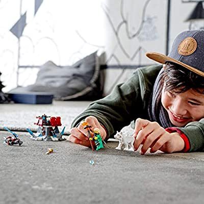 LEGO NINJAGO Lloyd's Journey 70671 Building Kit (81 Pieces): Toys & Games