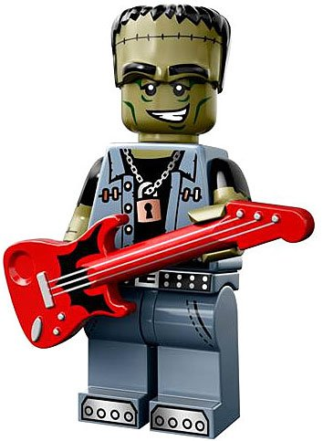 LEGO Series 14 Minifigures Horror Rocker