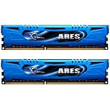 G.Skill Ares Arbeitsspeicher 8GB (1600MHz, 240-polig, CL9, 2x 4GB) DDR3-RAM Kit