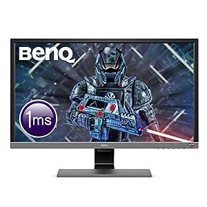 BenQ EL2870U écran Gaming de 28 pouces, 4K UHD, 1ms, HDR, EyeCare, FreeSync, Capteur de luminosité ambiante B.I. Plus…