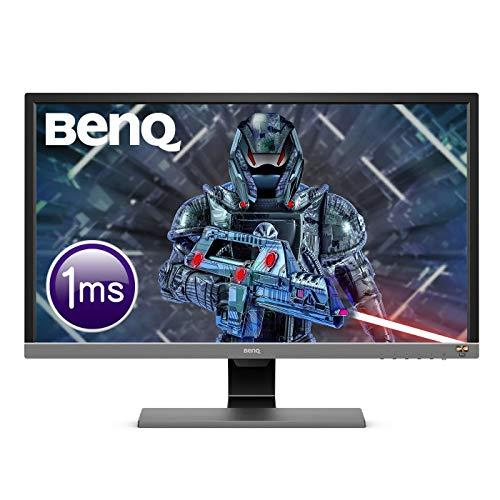 "BenQ EL2870U 27.9"" 4K Ultra HD LED Flat Grey Computer Monitor"