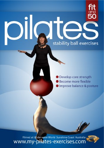 Stability Ball Exercises [HD DVD]