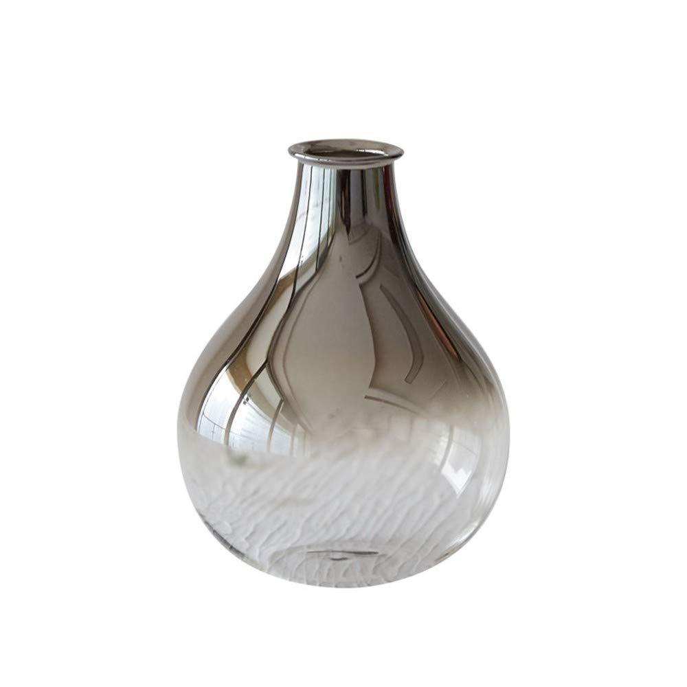 outlet online economico Nordic Nordic Nordic Minimalista Vaso di Vetro, Secco Vaso di Fiore, Decorazione Domestica, Composizioni Floreali, Grande  prezzi bassi di tutti i giorni