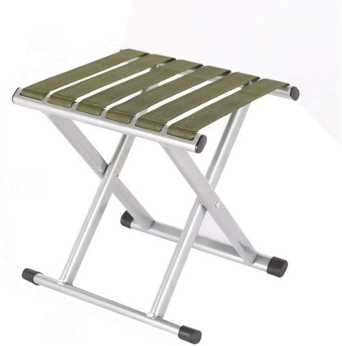 B07P9ZJXRP ZSLLO Small Folding Stool Outdoor Portable Adult Fishing Stool Subway Train Bench Home Thickening Backrest Mazar Chair (Color : C, Size : S) 51mQVNjo96L