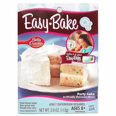 Easy Bake Betty Crocker Deluxe Mix Bundle Cake Mixes Grocery Gourmet Food Amazon Com
