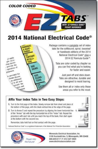 NFPA 70: National Electrical Code (NEC) Handbook, EZ Package, 2014 Edition by NFPA-BB-ME (Image #2)