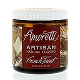 Amoretti Natural Artisan Flavor French Toast , 5.56 Fluid Ounce