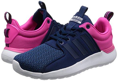 Adidas Collo ftwbla W Racer Basso Sneaker Cloudfoam Lite Blu A Donna azumis azumis ZwqrYZA