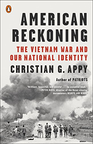 Amazon american reckoning the vietnam war and our national american reckoning the vietnam war and our national identity by appy christian g fandeluxe Images