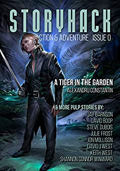 StoryHack Action & Adventure, Issue 0 by [Boop, David, Barnson, Jay, DuBois, Steve, Frost, Julie, Mollison, Jon, West, David J, West, Keith, Winward, Shannon Connor]