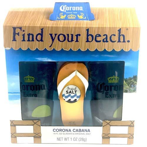 Corona Find Your Beach Corona Cabana Gift Set