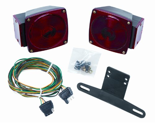 Wesbar 2527511 Trailer Light Kit