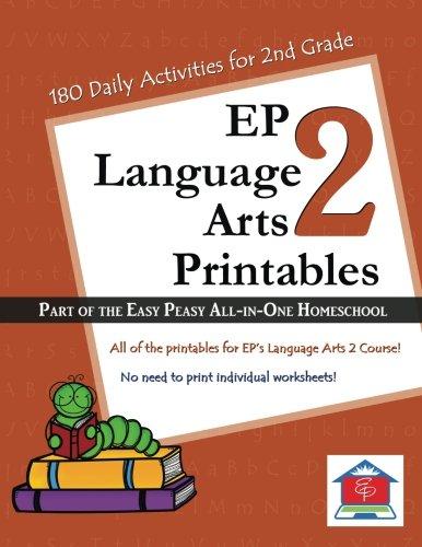 EP Language Arts 2 Printables: Tina Rutherford, Lee Giles ...
