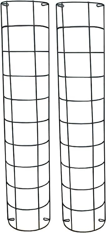 Selections Enrejado de Tubo de Metal semicircular para tuberías de ...