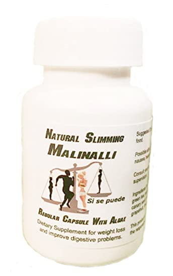 Malinalli Regular Capsule With Algae