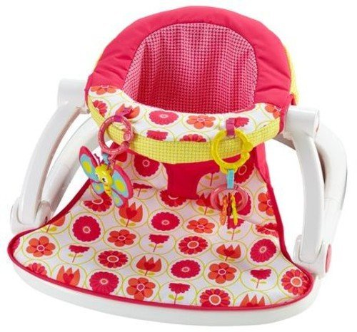 Fisher-Price Sit-Me-Up Floor Seat Amazonca/FISNE DRF30
