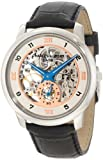 Charles-Hubert, Paris Men's 3933 Premium Collection Stainless Steel Mechanical Watch