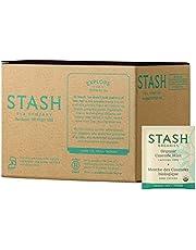 Stash Organic Cascade Mint Tea, 100 Count