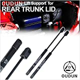 #7: Vekwena Set Of 2 Rear Trunk Lid Charged Lift Support Struts Shock Gas Spring For 01-06 Chrysler Sebring 2-Door Convertible w/o Rear Factory Spoiler
