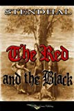The Red and the Black by Stendhal front cover