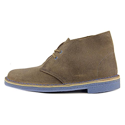 Boot Men's Crepe Taupe Desert Originals Distressed Clarks Blue tvqfpf
